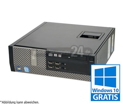Dell OptiPlex 7020 - 8 GB