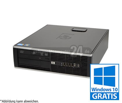 HP Compaq 8300 Elite - 8 GB