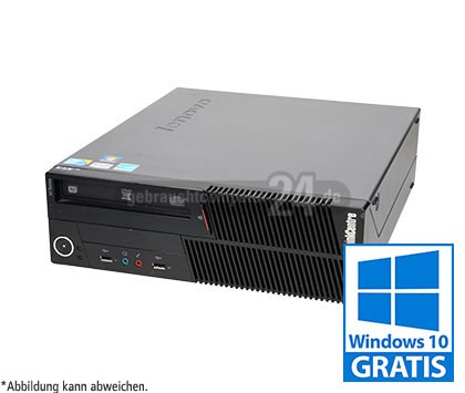 Lenovo ThinkCentre M91p - SSD