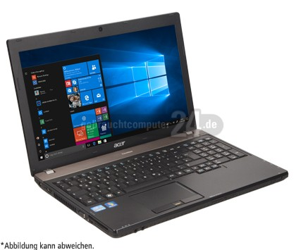 Acer TravelMate 8573