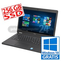 Dell Latitude E5570 - 8 GB - SSD