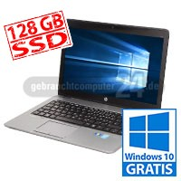 HP Elitebook 840 G2 - SSD - US - B-Ware