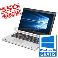 HP EliteBook 8470p - SSD - B-Ware