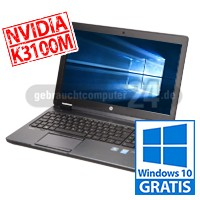 HP ZBook 17 G2 - SSD - 16 GB