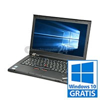 Lenovo ThinkPad T420 - SSD