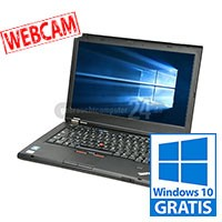 Lenovo ThinkPad T420 - Webcam