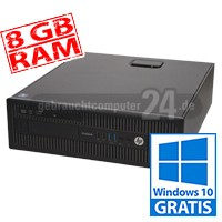 HP EliteDesk 800 G1 - SSD