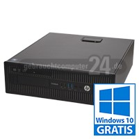 HP EliteDesk 705 G2 - QuadCore