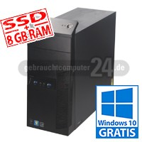 Lenovo ThinkCentre M83 - 8 GB - SSD