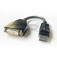 Displayport zu DVI Adapter