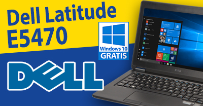 Dell Latitude E5470 - SSD - 8 GB